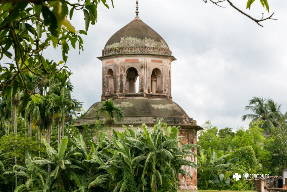 The charming Jagannath Temple of Puthia in Bangladesh