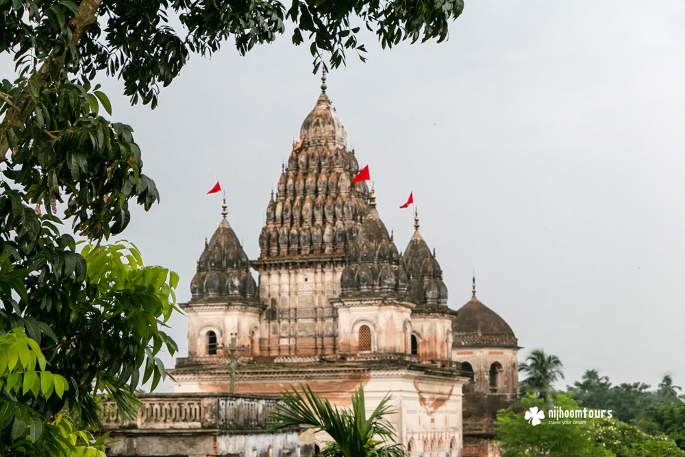Bhubaneshwar Shiva Temple of Puthia in Bangladesh