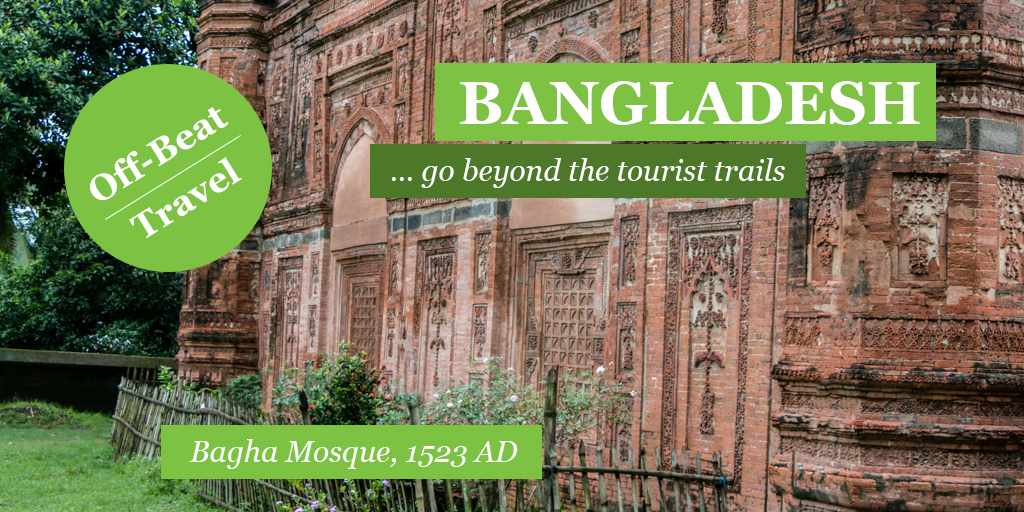 Bagha Mosque – A magnificent medieval period mosque in Bangladesh
