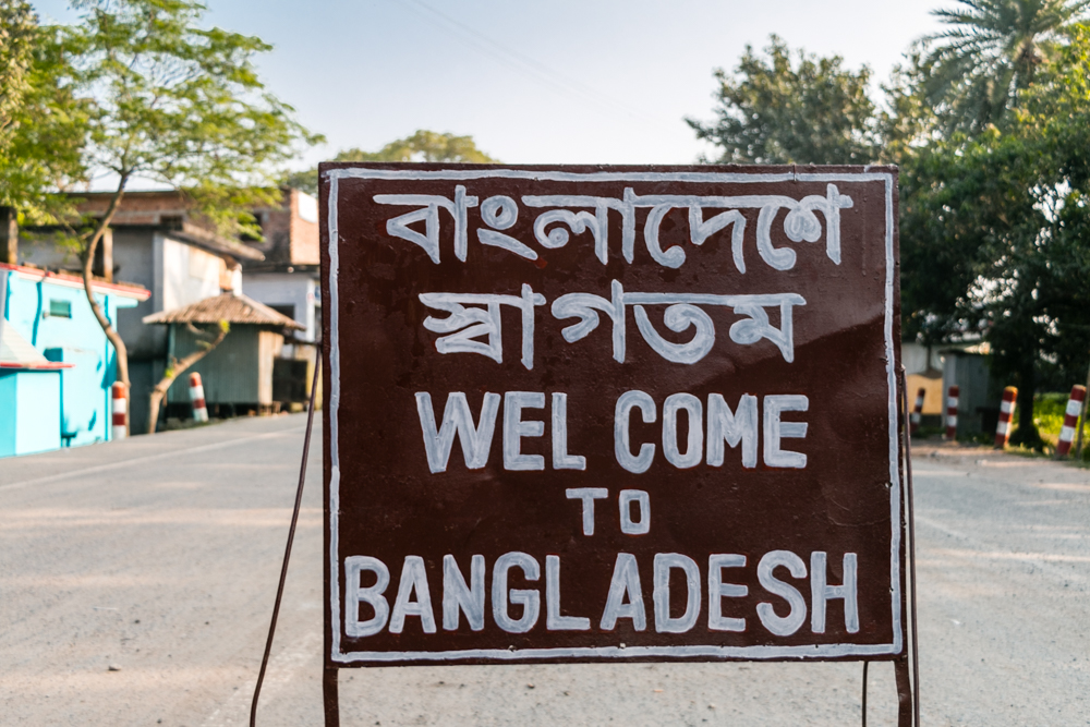 How to get Bangladesh overland visa on arrival in Indian border